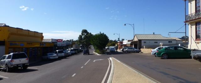 Main Street Streaky Bay