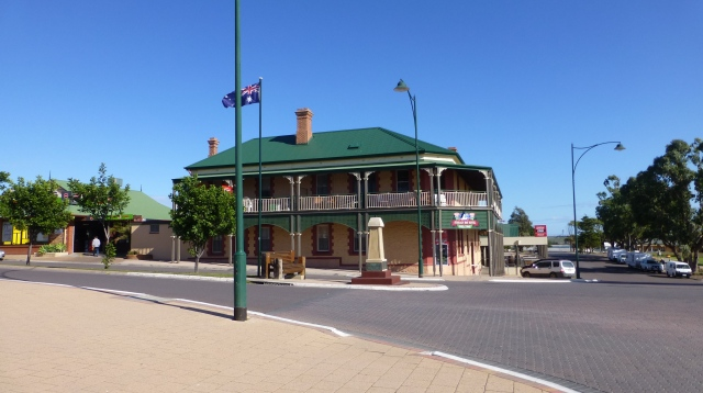 Hotel at Streaky Bay