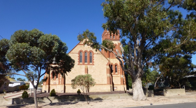 Anglican Church Streaky Bay - St Augustine of Hippo