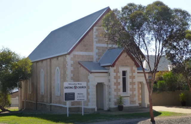 Uniting Church Streaky Bay