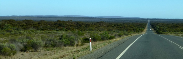 Along the road to Norseman