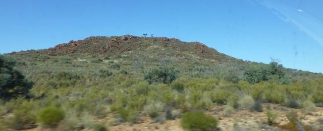 Hill overlooking Norseman
