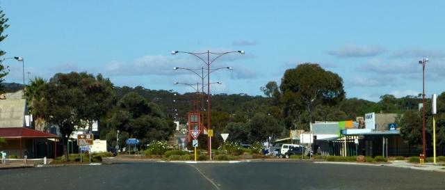 Main Street Norseman