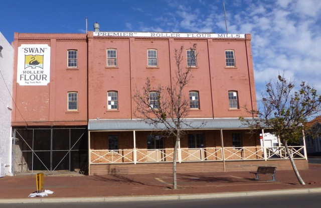 Old Flour Mill in Katanning