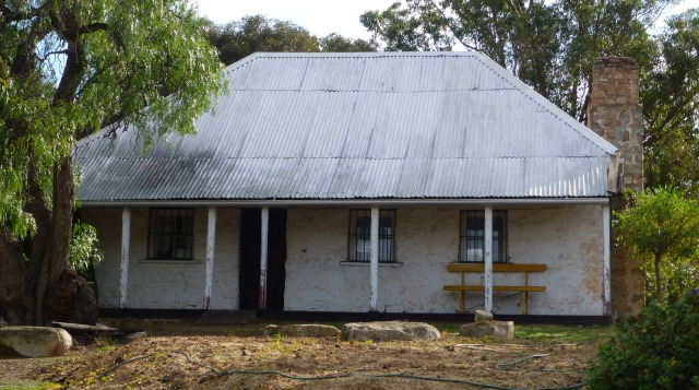 Old Military Barracks in Kojonup