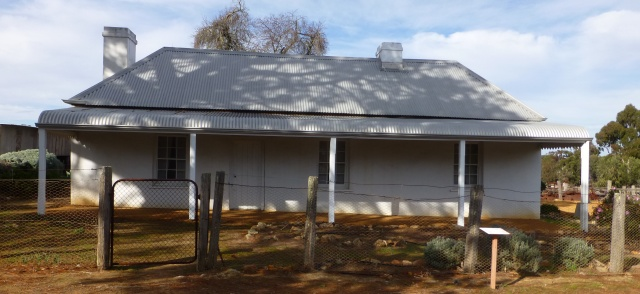 Elverd Cottage in Kojonup
