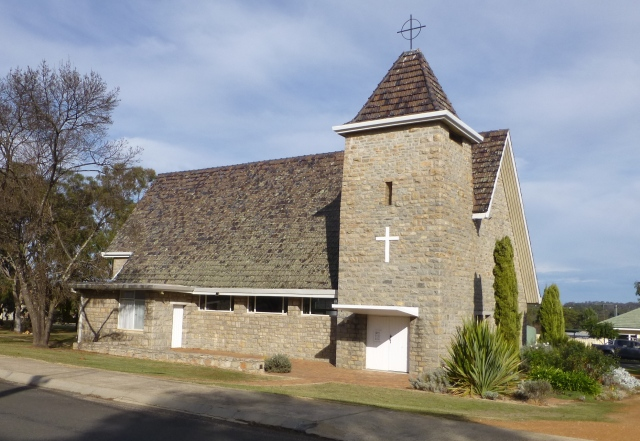 Anglican Church in Kojonup