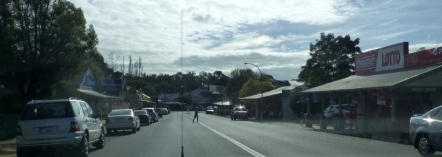 Downtown Nannup