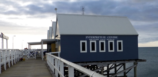 Interpretive Centre Busselton Jetty