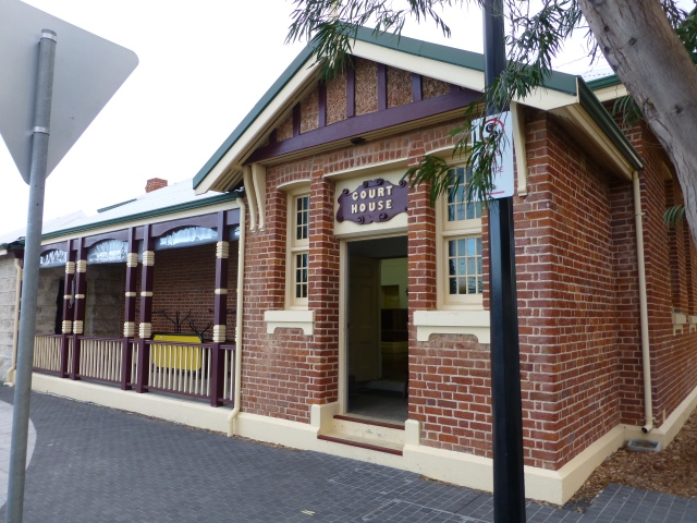 The Old Court House Busselton