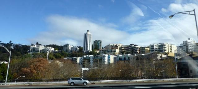 Perth inner city residential