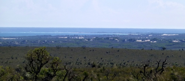 The view from the Lookout at Nilgen