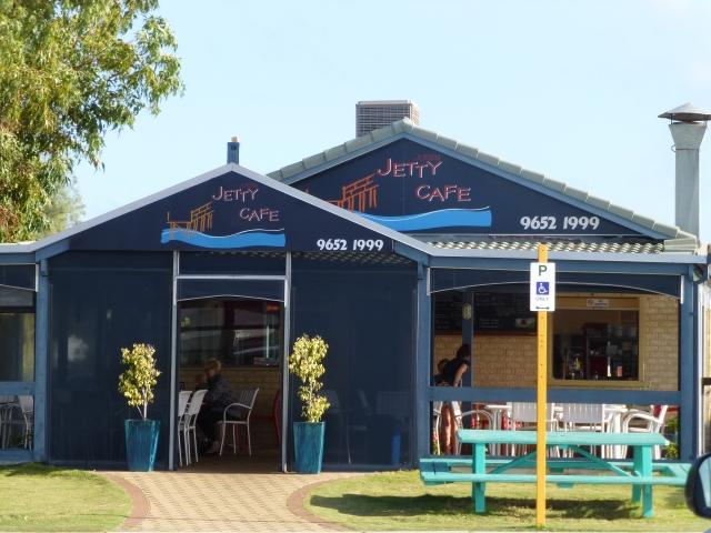Jetty Cafe Jurien Bay