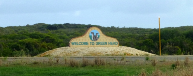 Welcome to Green Head