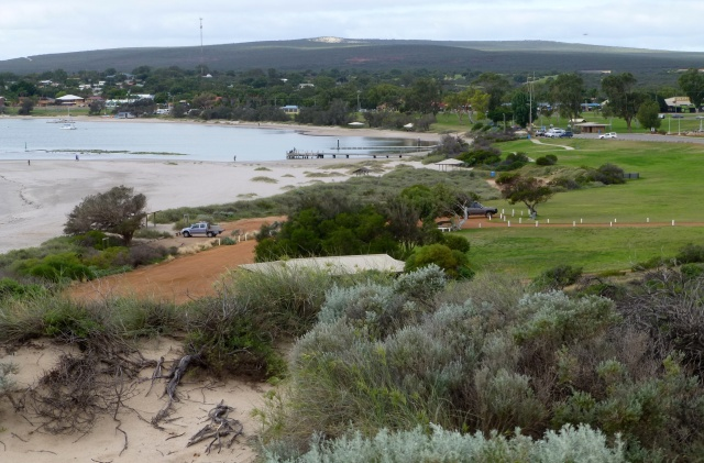 Kalbarri on the banks of the Murchison River