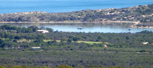 The lower Murchison from Meanarra Hill