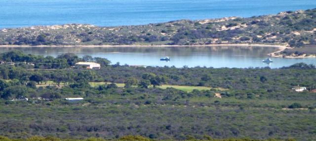 The lower Murchison from Meanarra Hill