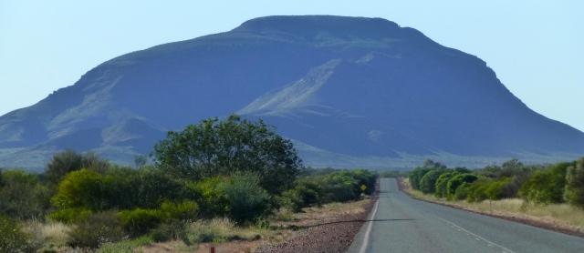 Mt Bruce - near the Marandoo Mine