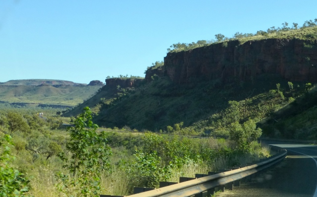 Along the road to Port Hedland