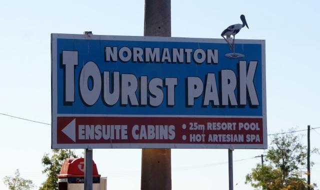 Normanton Tourist Park