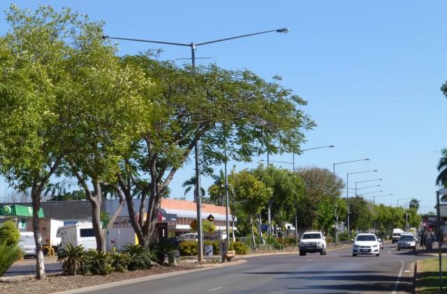 Main Street Katherine