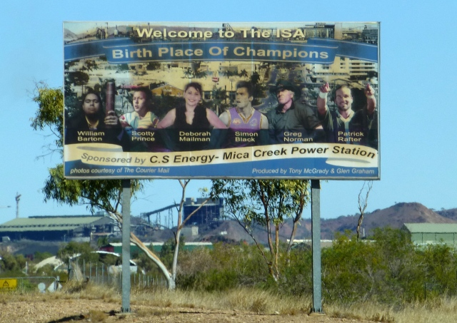 Mount Isa - Birth Place of Champions