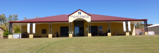 Cloncurry Visitor Information Centre