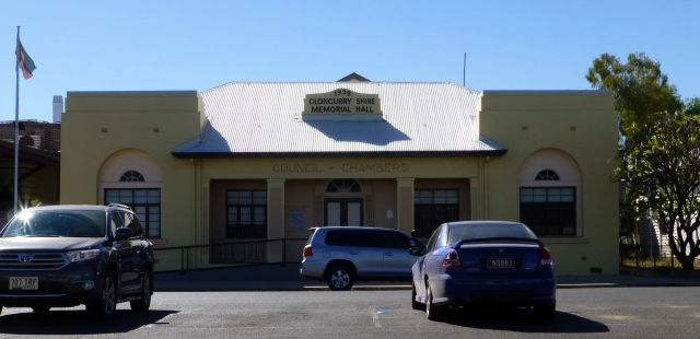 Council Chambers Cloncurry