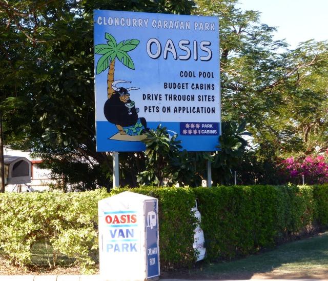 The Oasis Caravan Park