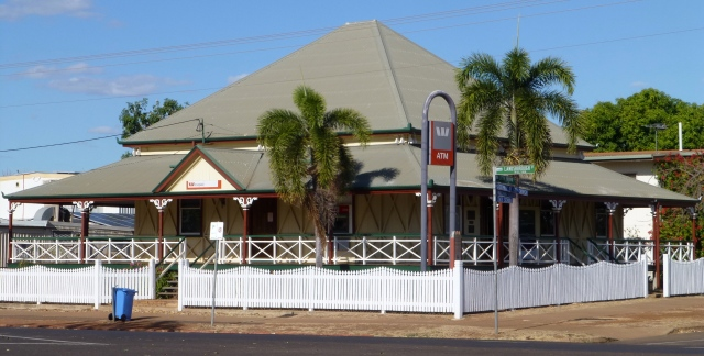 The Westpac Bank at Normanton