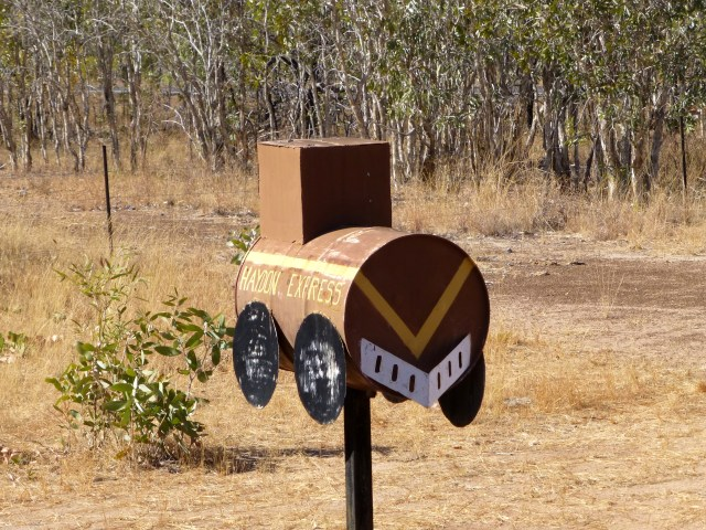 Haydon Mail Box