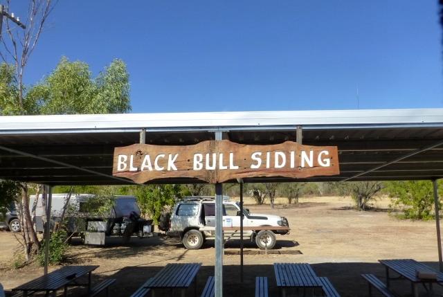 Blackbull Siding