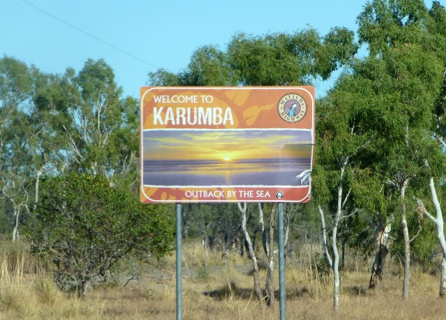 Welcome to Karumba