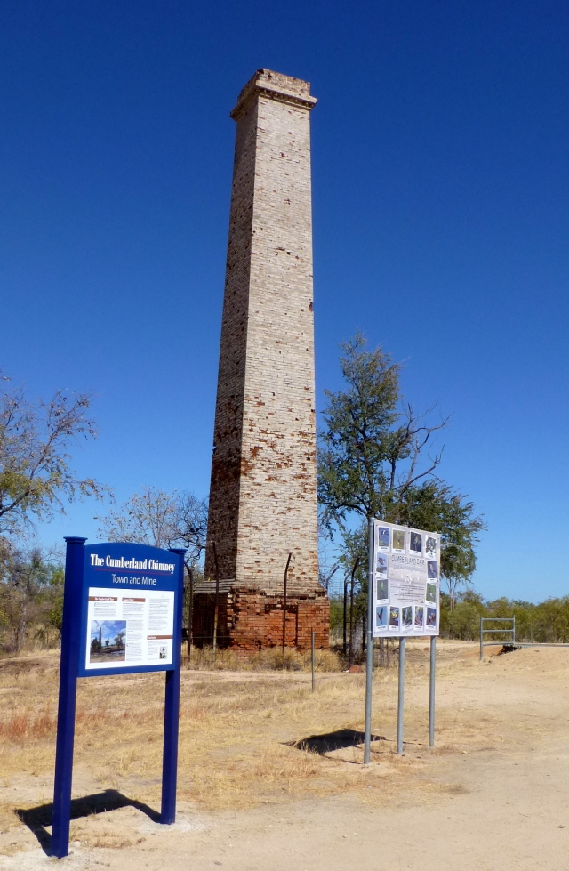 Historic Cumberland Chimney