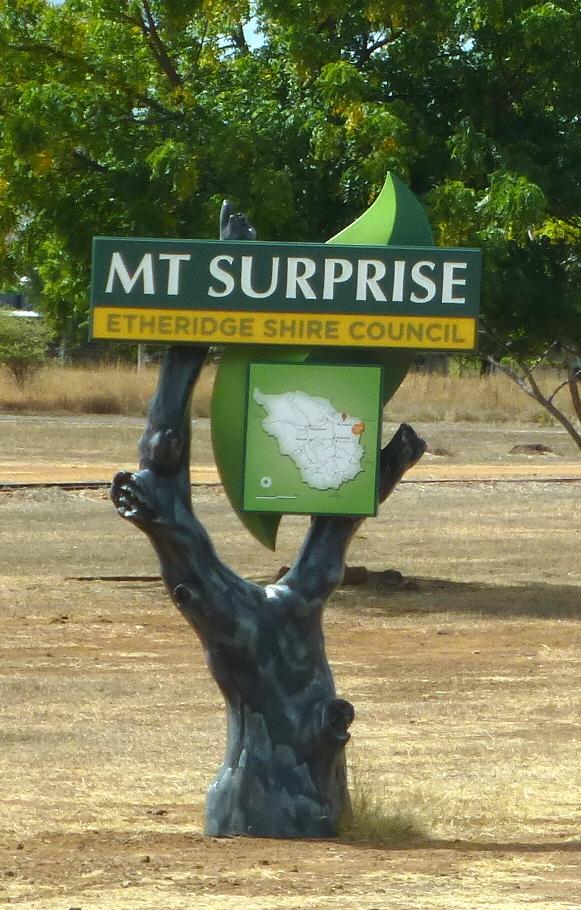 Mt Surprise