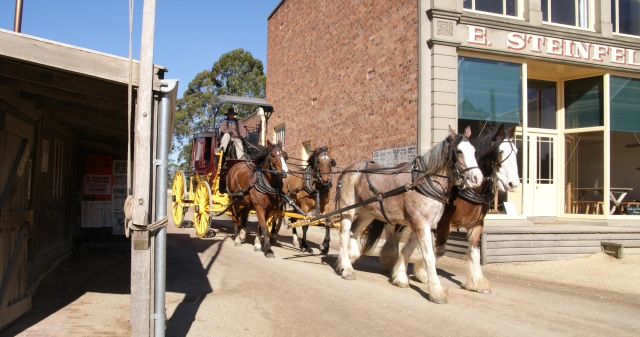 At Sovereign Hill