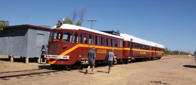 Gulflander Rail-motor