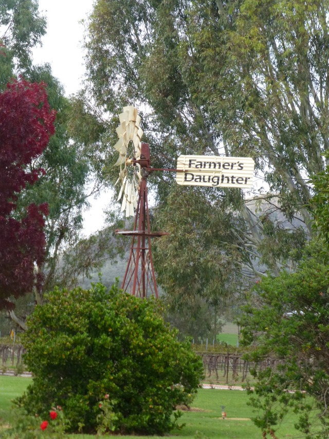 One of the great wineries in the Mudgee area