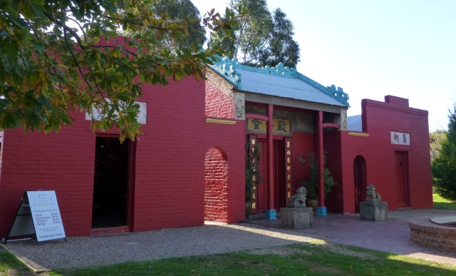 The Joss House at Bendigo