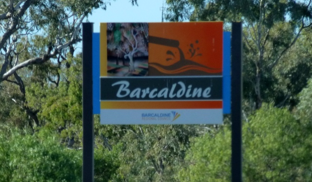 Welcome to Barcaldine
