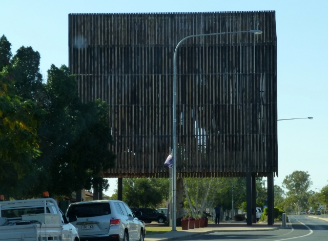 The Tree of Knowledge Memorial in Barcaldine