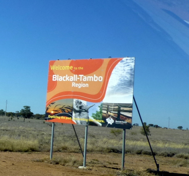 Welcome to the Blackall-Tambo Council area