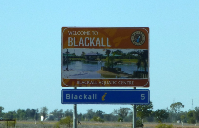 Welcome to Blackall