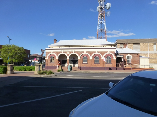 Post Office Narrabri
