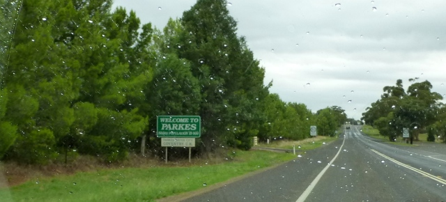 Welcome to Parkes
