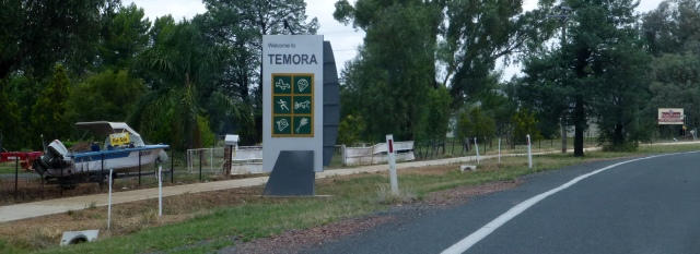 Welcome to Temora - Want to buy a boat?