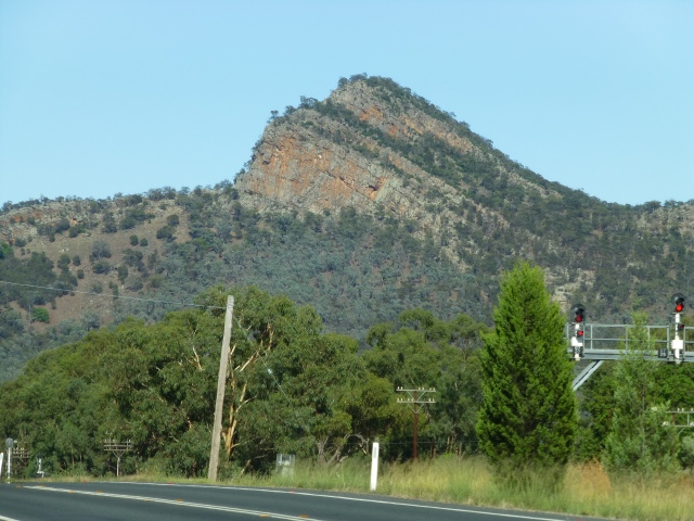 The Rock - That gives its name to the Town
