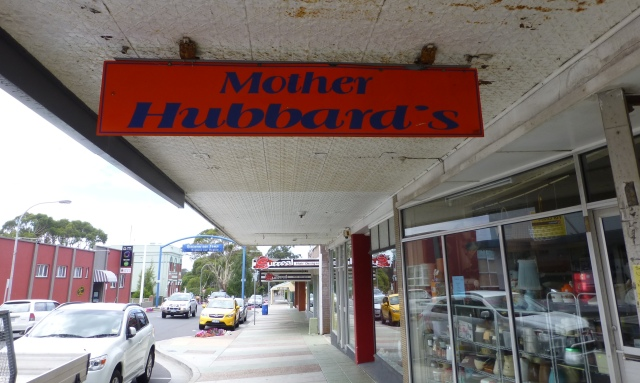 Mother Hubbard's at Wynyard