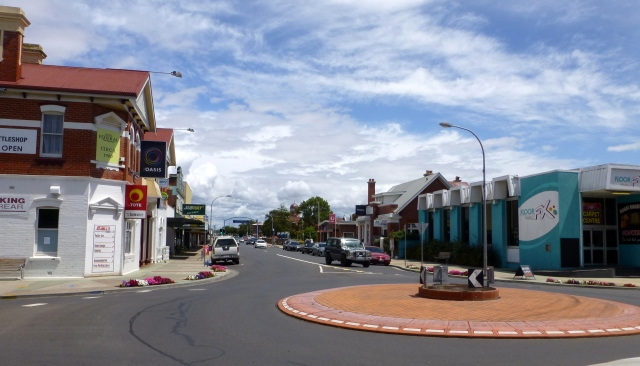Main Street Wynyard