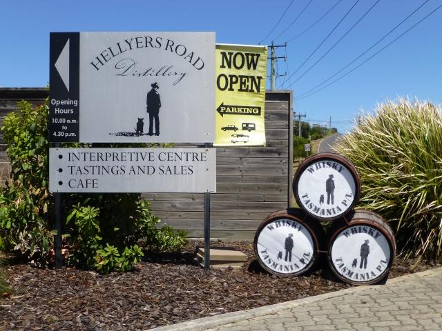 Hellyers Road Distillery